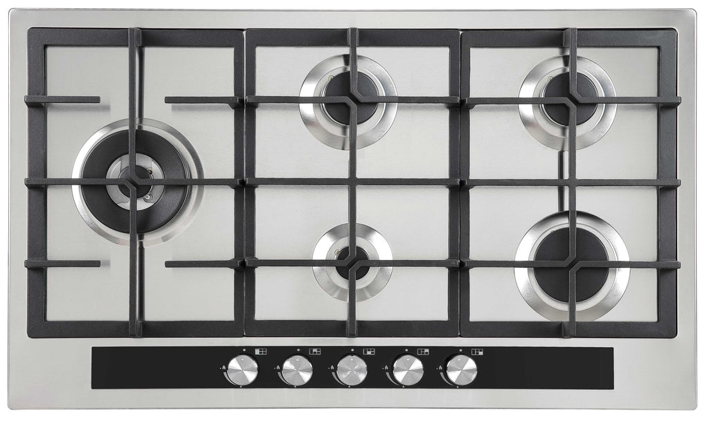 InAlto 90cm Cooktop with Wok Burner