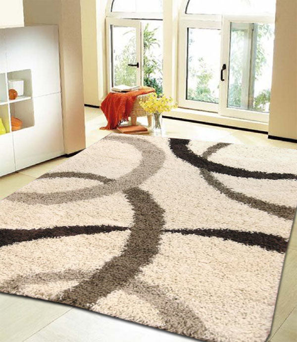 Cosmo Collection 2290 Ivory Rug
