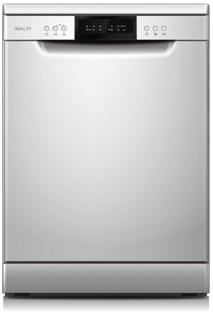 60cm Freestanding Dishwasher, Stainless Steel Finish