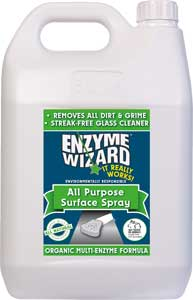 Plant & Water Based All Purpose Surface Cleaner - 5l