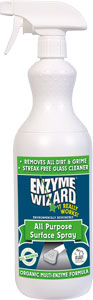 Plant & Water Based All Purpose Surface Cleaner - 1L