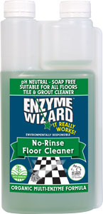 No Rinse Floor Cleaner - Twin
