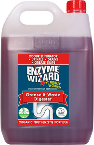 Organic Multi Enzyme Grease & Waste Digester 5L
