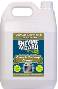 Bio-based Oven & Cooktop Cleaner 5L