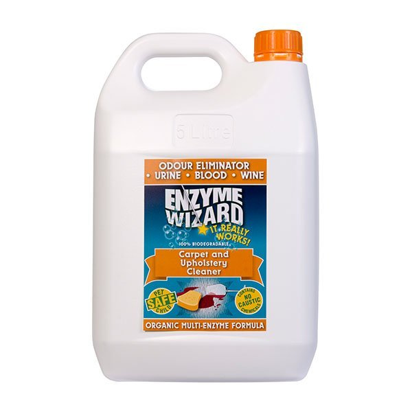 Organic Multi Enzyme Carpet & Upholstery Cleaner 5L
