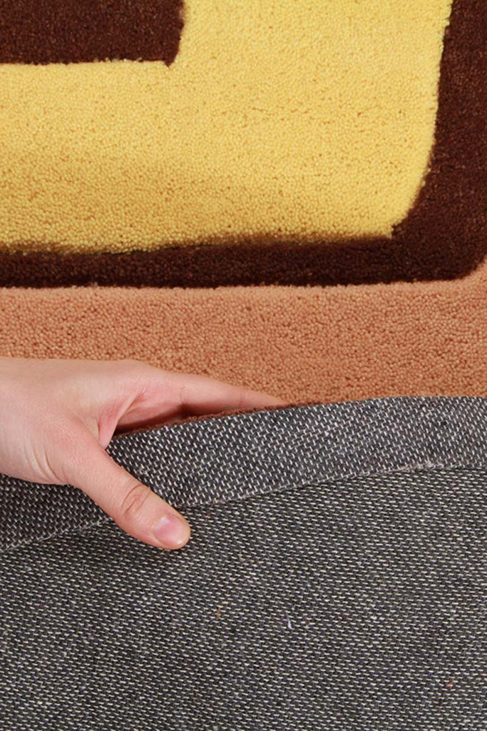 Gold Collection 620 Brown Rug