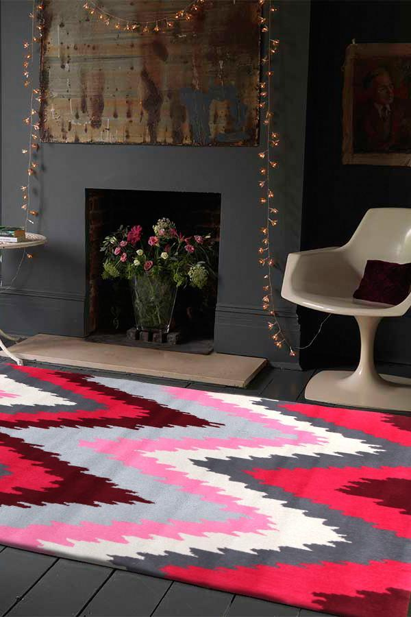 Gold Collection 630 Berry Rug