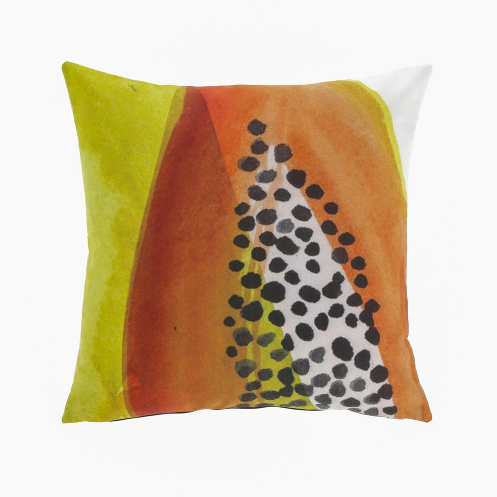 DIKELEDI papaya 45 x 45 cm cushion