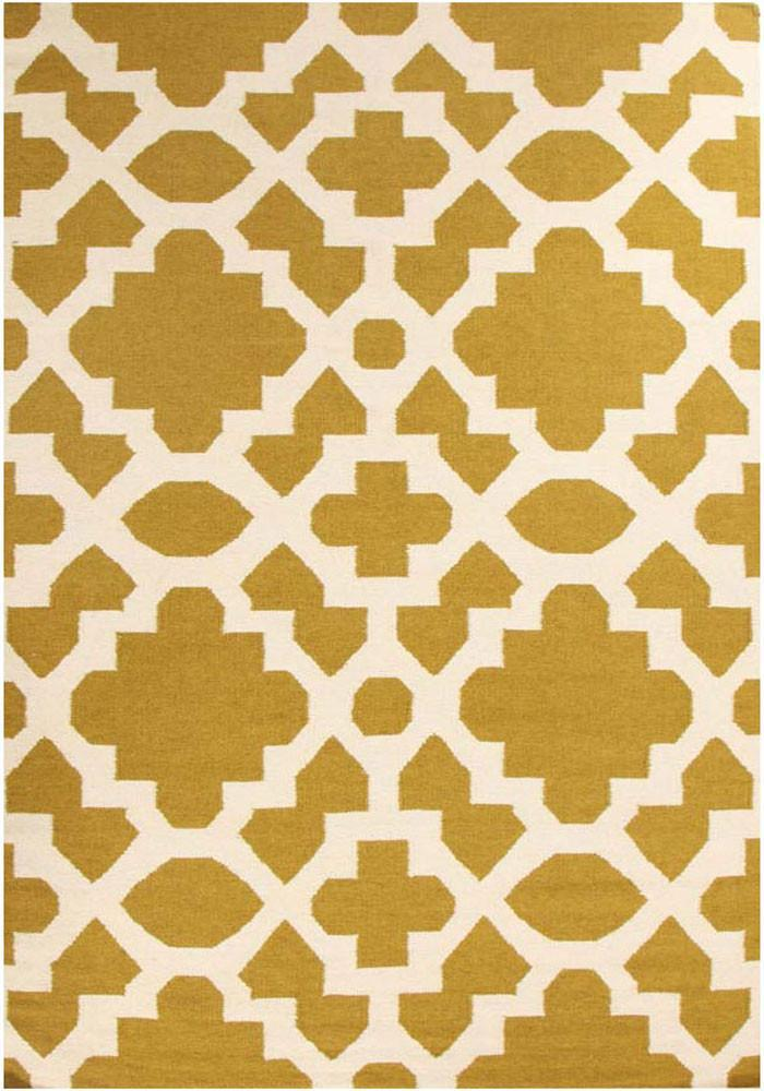 Nomad Pure Wool Flatweave 17 Pistachio Rug
