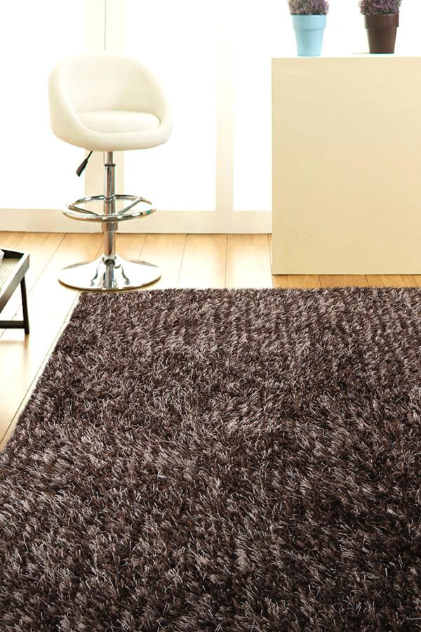 Orlando Collection Brown Rug