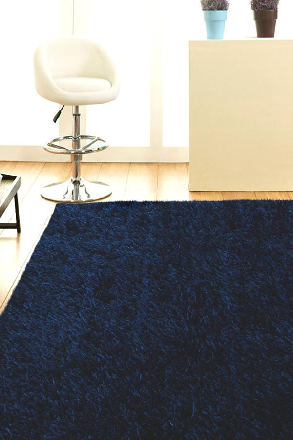 Orlando Collection Navy Rug
