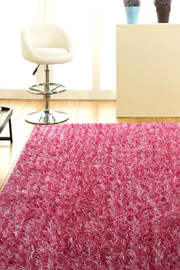 Orlando Collection Pink Rug