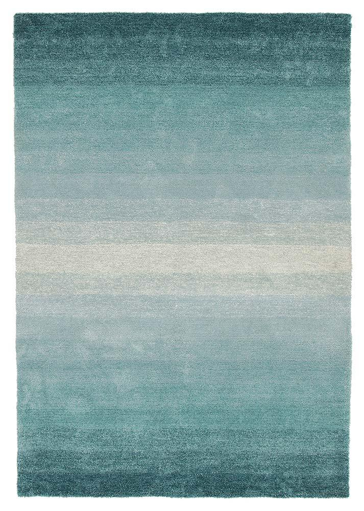 Prism Blair Shaded Blue Textured Rug