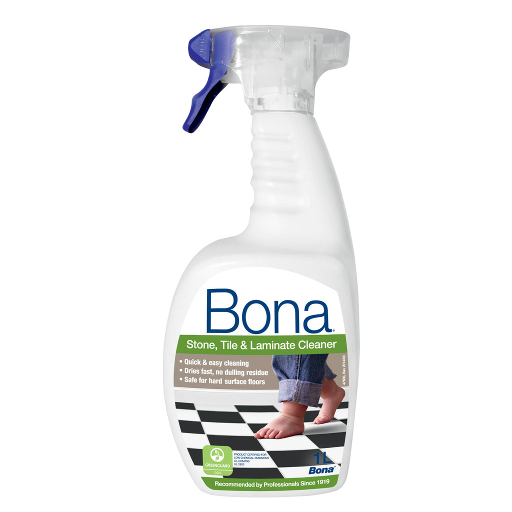 Stone, Tile & Laminate Floor Cleaner - Spray