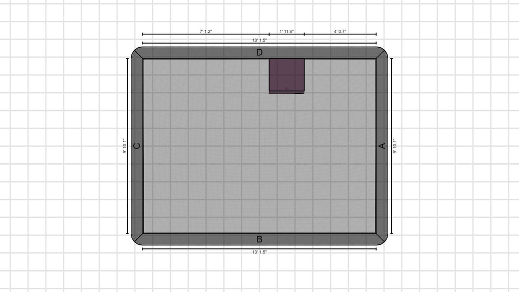 Individual kitchen planning from 26-01-2021, 13:44:24