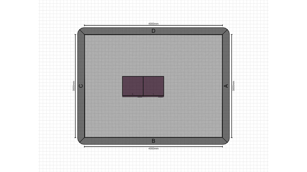 Individual kitchen planning from 26-01-2021, 15:29:11