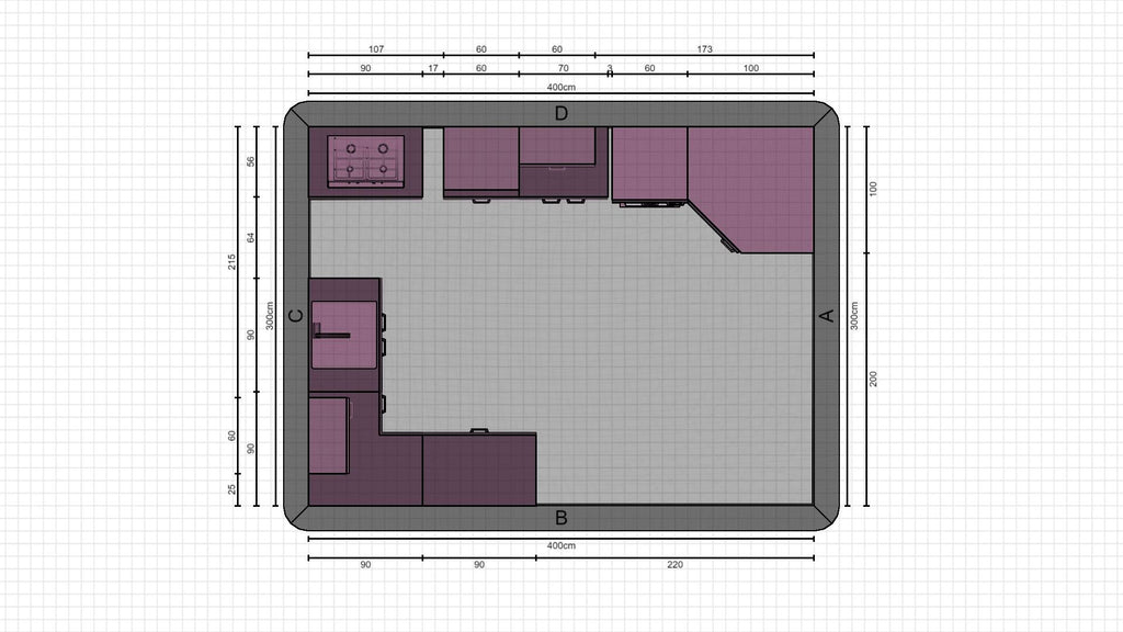 Individual kitchen planning from 09.11.2020, 08:55:59