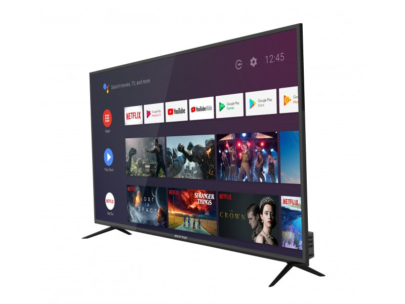 "SONIQ A-Series 65"" UHD Android TV"