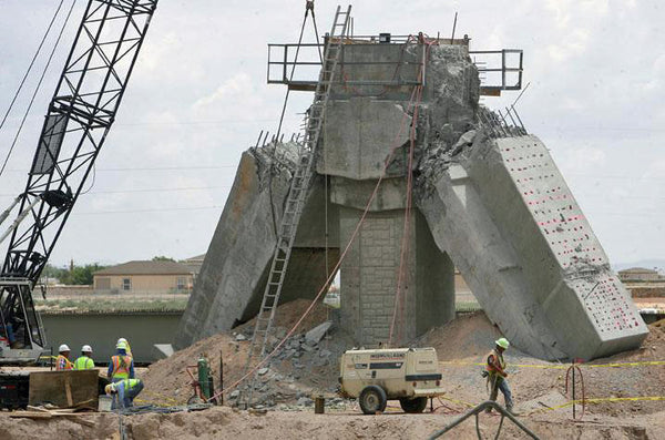 Concrete Demolition, Breaking and Removal