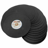 "Abrasive cut-off wheels for metal cutting 14"" x 1/8"" x 1"" (Box of 25)"