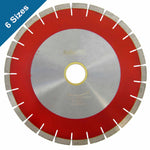 Bridge Saw Diamond Blades for Granite Cutting