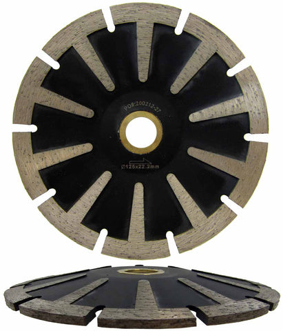 Concave Diamond Blade with T-Seg for Curved Cutting (1 Size)