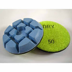 Archer PRO Concrete Polishing Discs for Floor Restoration 50 Grit