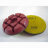 Archer PRO Concrete Polishing Discs for Floor Restoration 200 Grit