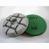 Archer PRO Concrete Polishing Discs for Floor Restoration 800 Grit