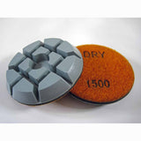Archer PRO Concrete Polishing Discs for Floor Restoration 1500 Grit