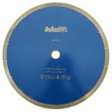 J-Slot Continuous Diamond Blades for Tile Cutting (7 Sizes)
