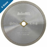 Continuous Rim Diamond Blades for Tile Cutting