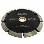 Crack Chaser Diamond Blades for Concrete Repair (3 Sizes)