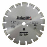 Diamond Saw Blade 12 inch for Fast Asphalt Cutting | Archer USA Pro