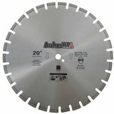 Diamond Saw Blade 20 inch for Fast Asphalt Cutting | Archer USA Pro