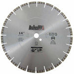 Turbo Diamond Saw Blade 14 inch for Fast Concrete Cutting | Archer USA PRO