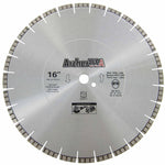 Turbo Diamond Saw Blade 16 inch for Fast Concrete Cutting | Archer USA PRO
