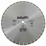 Turbo Diamond Saw Blade 20 inch for Fast Concrete Cutting | Archer USA PRO