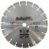 Fast Cutting! Quality General Purpose Diamond Blade 12 inch | Archer USA