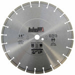 Fast Cutting! Quality General Purpose Diamond Blade 14 inch | Archer USA