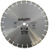 Fast Cutting! Quality General Purpose Diamond Blade 16 inch | Archer USA