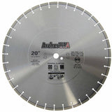 Fast Cutting! Quality General Purpose Diamond Blade 20 inch | Archer USA