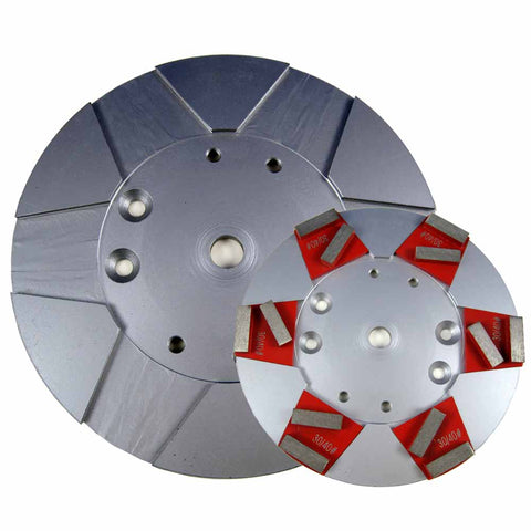 Archer PRO Diamond Concrete Floor Grinding Plate 10 inch (Wedged)
