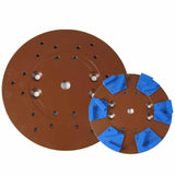 Archer PRO Diamond Concrete Floor Grinding Plate 10 inch (Magnetic)