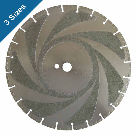 Ductile Iron and Steel Cutting Diamond Blades