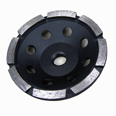Archer PRO Single Row Diamond Grinding Cup Wheel for Low Cost Rough Work