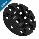 T-Seg Diamond Cup Wheels for stone and Concrete Grinding