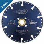 Vacuum Brazed Diamond Blades for All Purpose (6 Sizes)