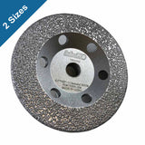 Archer PRO Vacuum Brazed Diamond Grinding Cup Wheels for Concrete and Stone