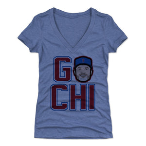 David Ross Women's V-Neck T-Shirt | 500 LEVEL